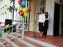 Депутаты поздравляют школьников с началом нового учебного года. 02.09.2019
