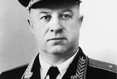 005. Зернов П.М.  - первый директор секретного объекта