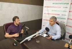 Какие проблемы решает депутат в «одноэтажном Сарове»? Об этом — в эфире городского радио Павел Амеличев