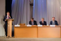 Меморандум о сотрудничестве органов местного самоуправления и Ядерного Центра подписан
