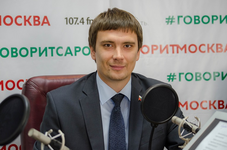 «Гость в студии» — депутат Петр Смирнов