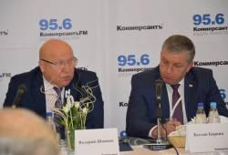 Участие руководства Сарова в V Международном бизнес-саммите «Россия: будущее вместе!»