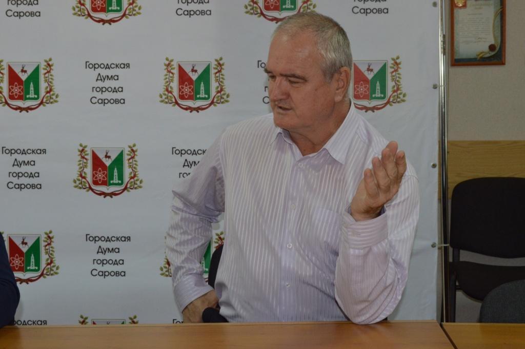 Вопросы комитета по градостроительству и имущественным отношениям рекомендованы Главе города к вынесению на заседание Думы