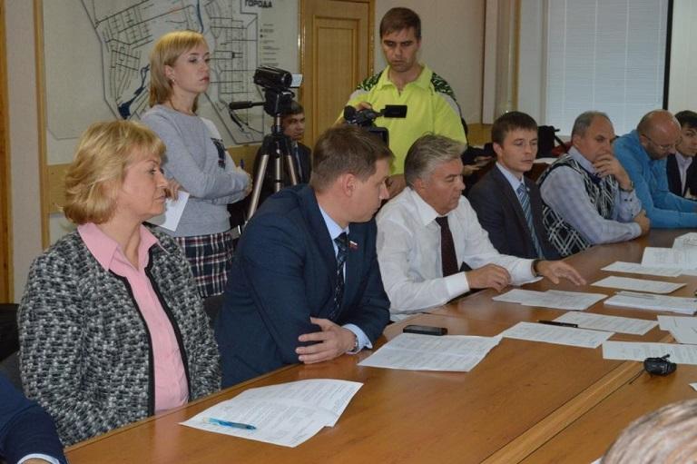 Депутаты детально обсудили вопросы повышения тарифов