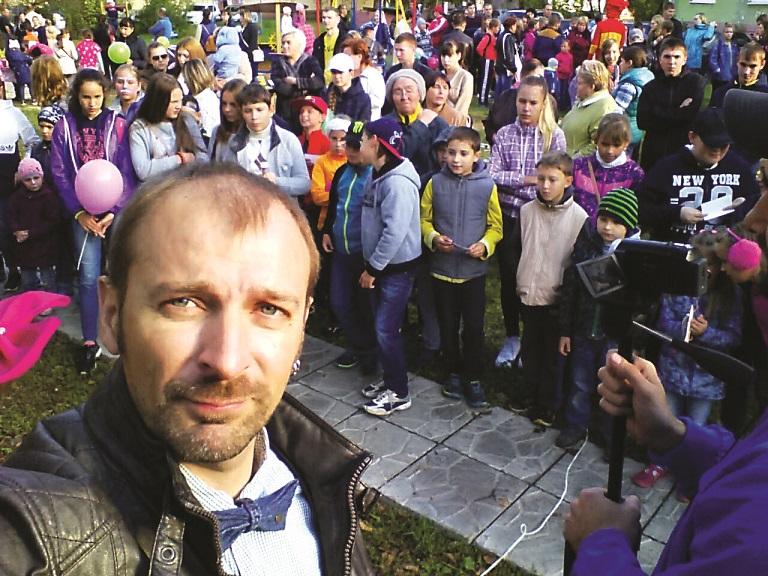 «День двора» на округе Сергея Кугукина
