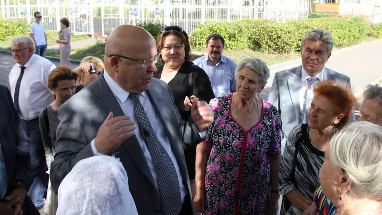 Визит губернатора Валерия Шанцева в Саров
