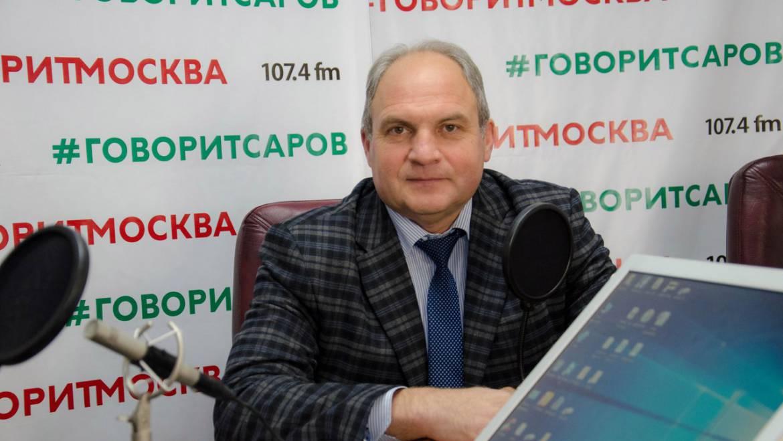 Беседа с депутатом Сергеем Яковлевым в эфире городского радио