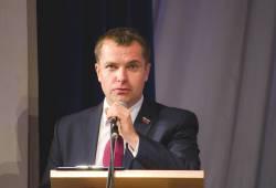 Сергей Жижин — о ТОСЭР на семинаре в Сочи