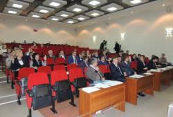 Заседание думы. Внесены изменения в Устав города, обсуждены вопросы медицины Сарова