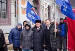 Депутаты Сарова приняли участие в праздновании Дня народного единства в Нижнем Новгороде