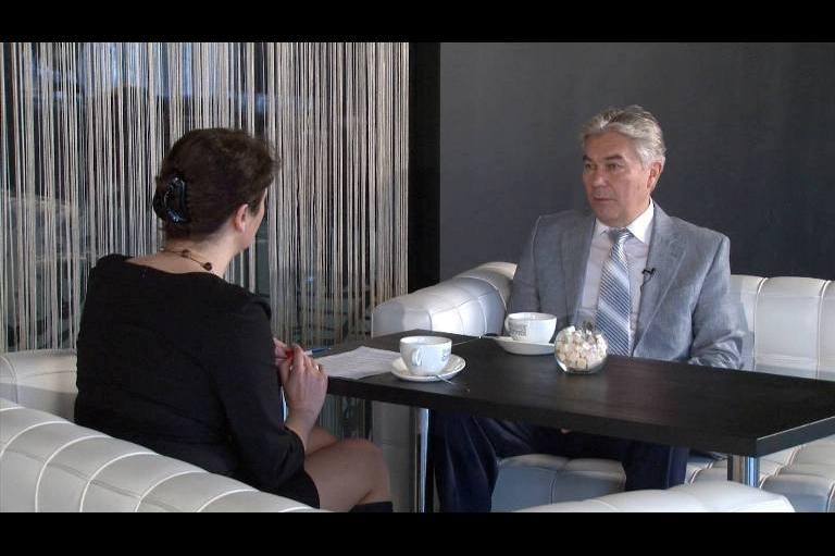 «Актуальное интервью» с Александром Тихоновым об итогах года