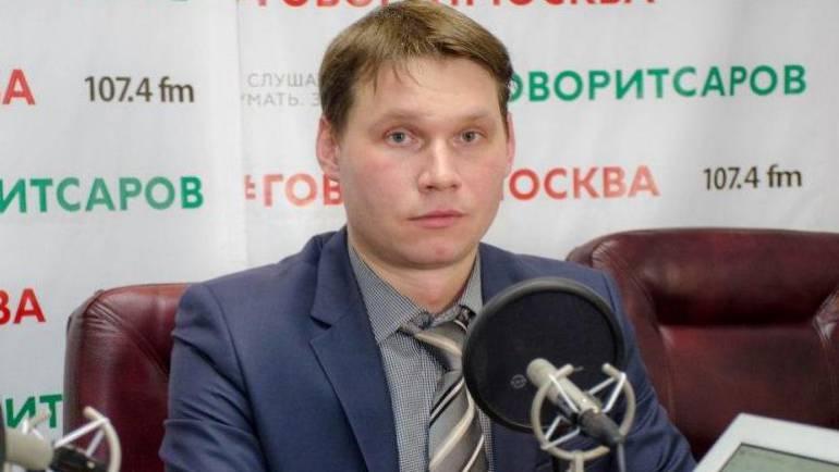 «Гость в студии» депутат Дмитрий Егоров