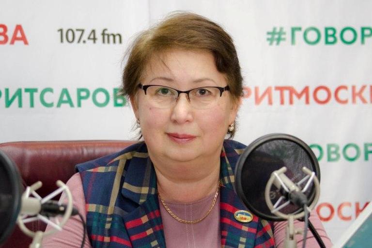 Приглашена на радио депутат Людмила Колотухина