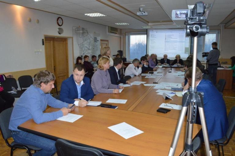 Обсуждение поправок в бюджет Сарова на 2017 год