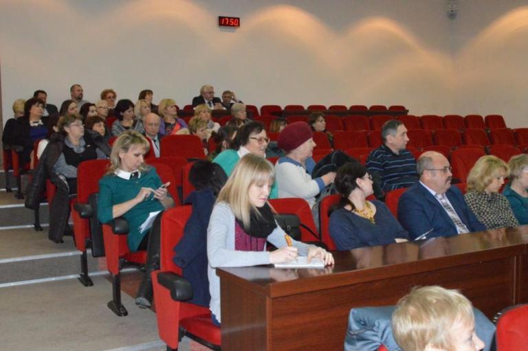 Публичные слушания по бюджету Сарова на 2017 год состоялись