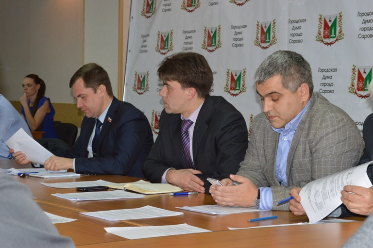 Первое заседание комитета в новом году