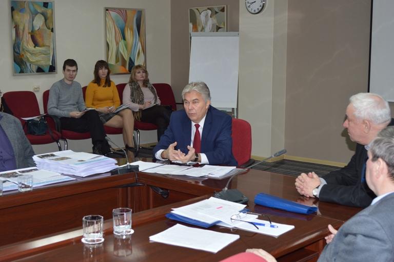 Очередная встреча главы города с трудовыми коллективами