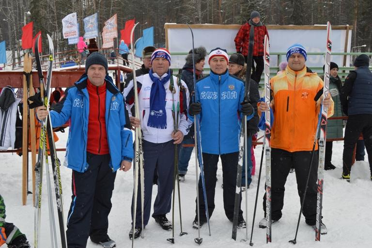 «Даешь лыжню!». Спортивный праздник объединил два события – «Мемориал памяти Б.Г.Музрукова» и «Лыжню России – 2017»