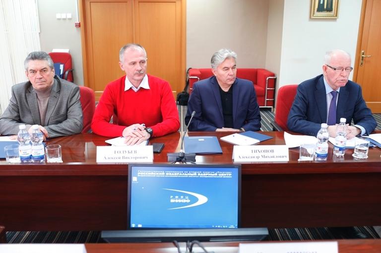 Министр юстиции РФ Александр Коновалов выступил на заседании Духовно-научного центра