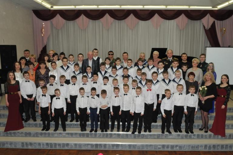 Концерт ко Дню моряка-подводника