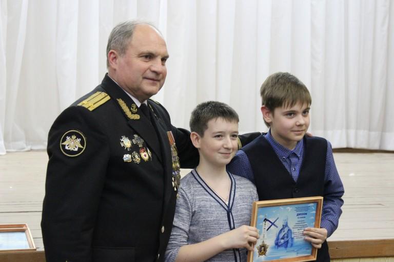 Федор Ушаков. Это имя забывать нельзя