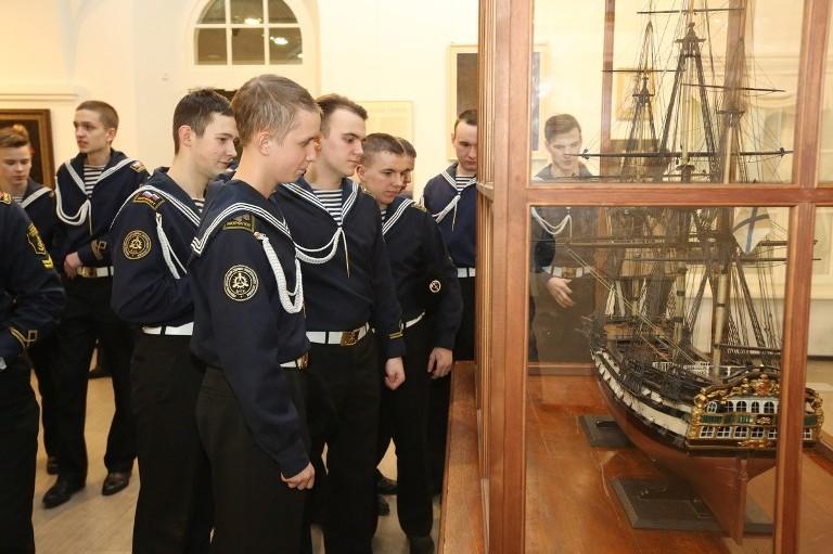«Непобедимый Ушаков» в Санкт-Петербурге