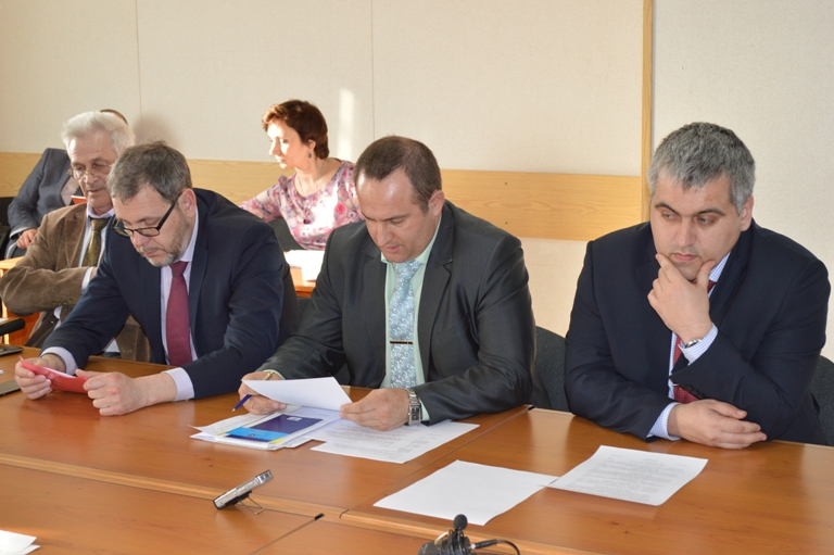 Вопросы планово-бюджетного и социального комитетов