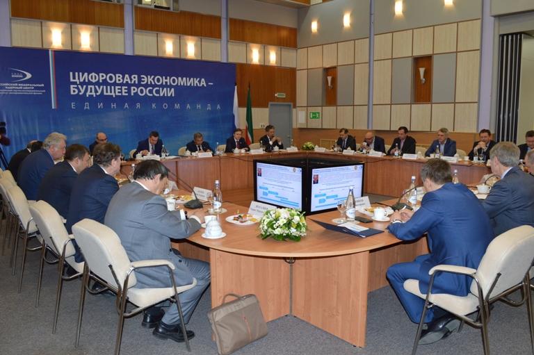 Президент республики Татарстан Рустам Минниханов посетил Саров