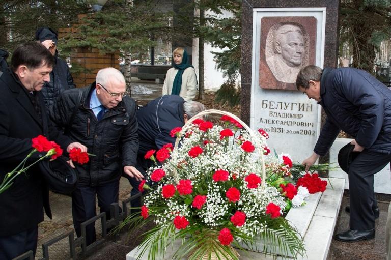 Памяти Владимира Белугина
