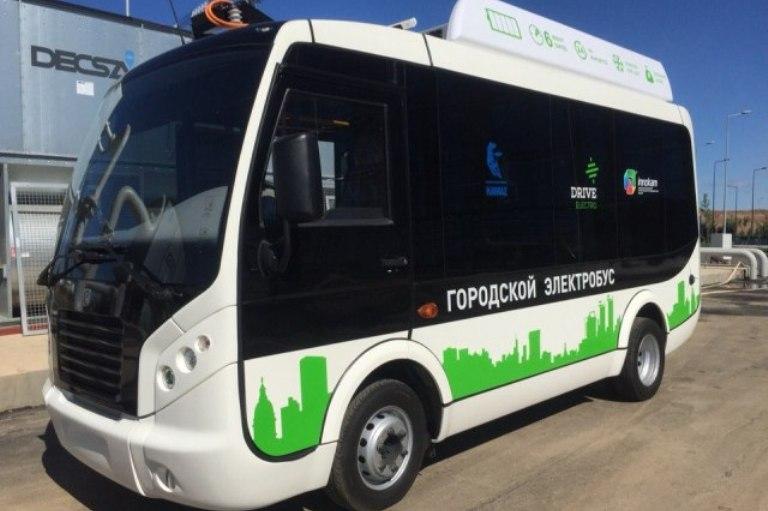 Будущее за экологически безопасным транспортом