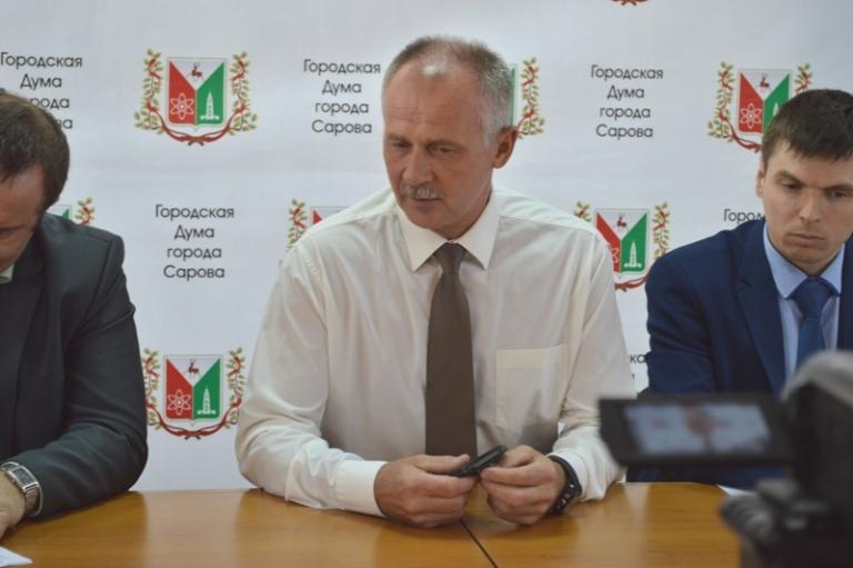 Готовится отчет главы администрации за 2016 год