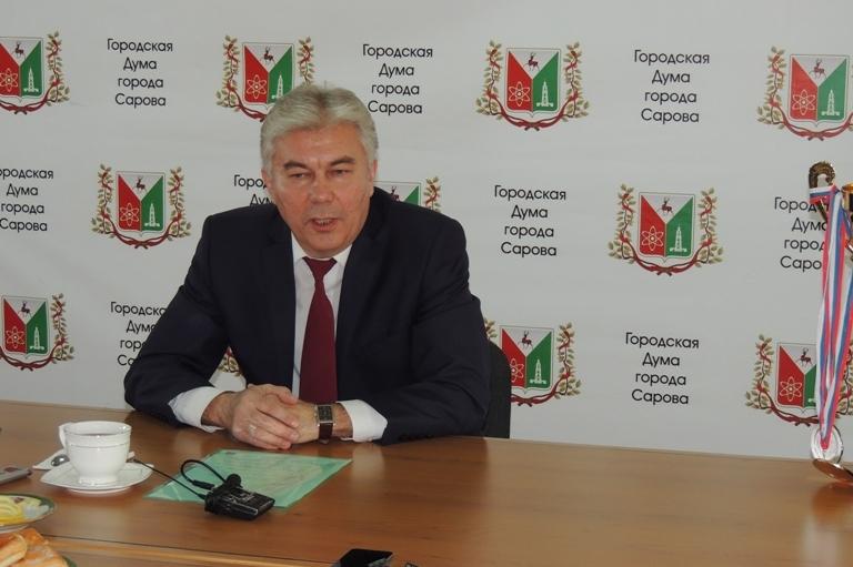 Встреча главы города с журналистами: промежуточные итоги