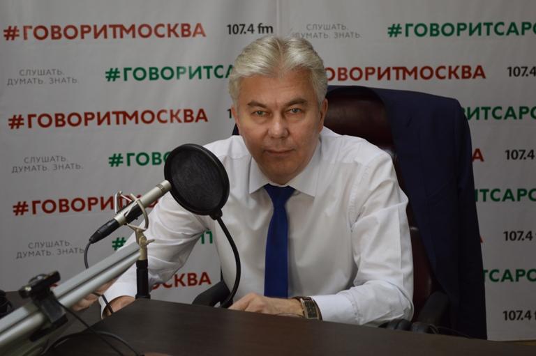 Итоги года подводит Александр Тихонов