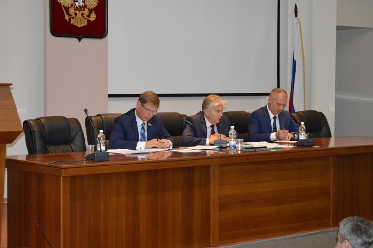 Саров на четвертом месте в области. Отчет главы администрации города заслушан на заседании думы