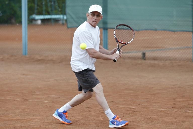 Юбилейный теннисный турнир