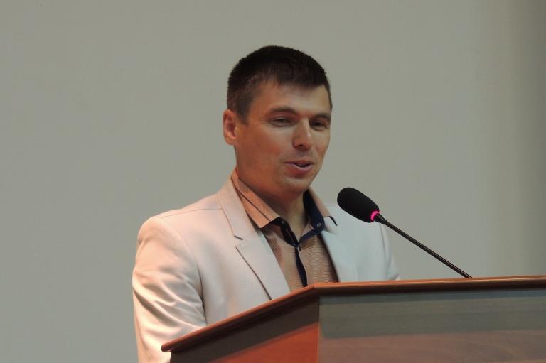 Антон Ульянов: «Поздравляю весь коллектив СарФТИ с началом нового учебного года»