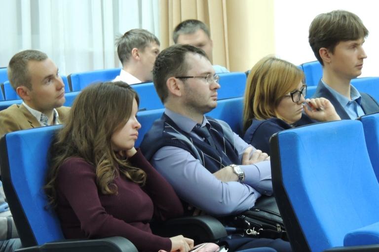 Встреча с молодыми учеными и специалистами ядерного центра