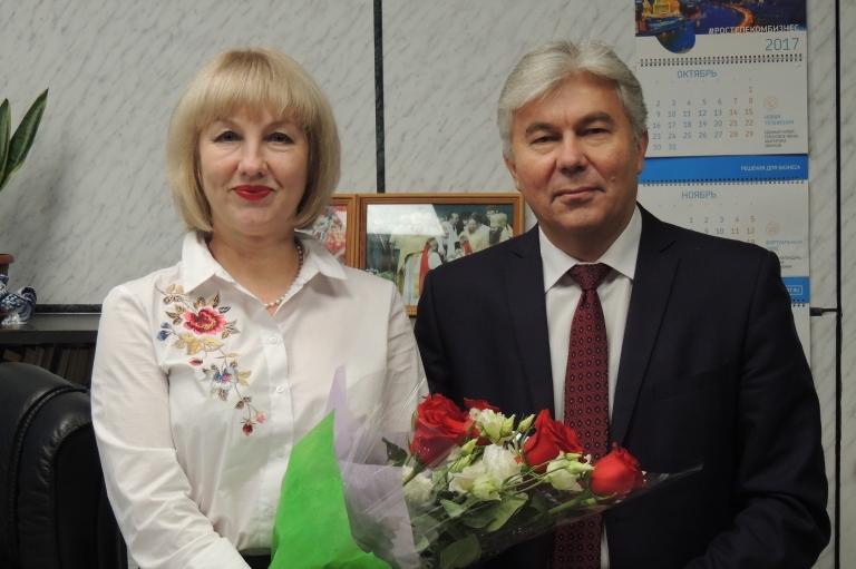 В День работника налоговых органов поздравление главы города