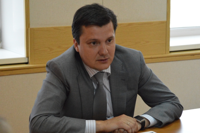 Поздравление Дениса Москвина