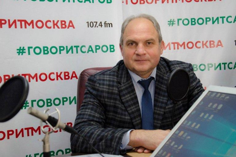 В прямом эфире Сергей Яковлев