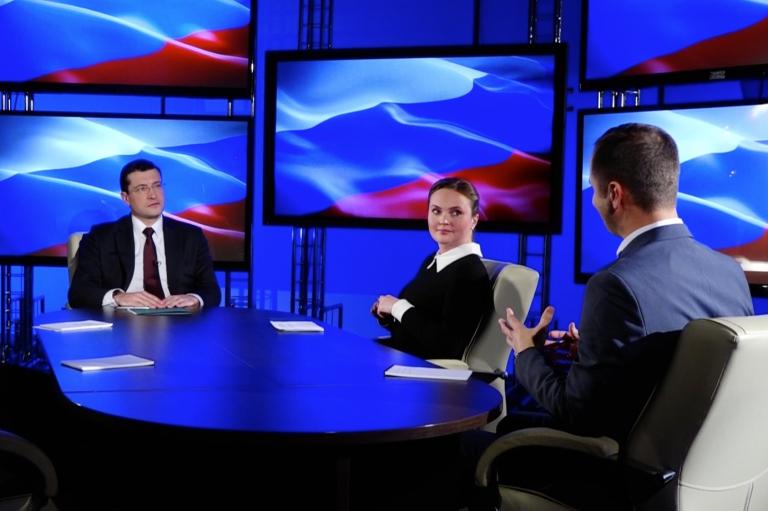 Глеб Никитин: Нижегородская область вновь стала точкой поворота истории страны