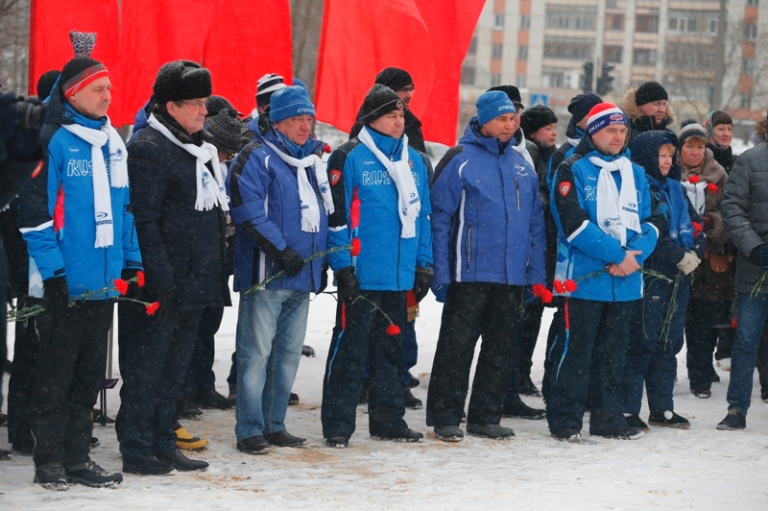 Лыжный мемориал имени Б.Г. Музрукова