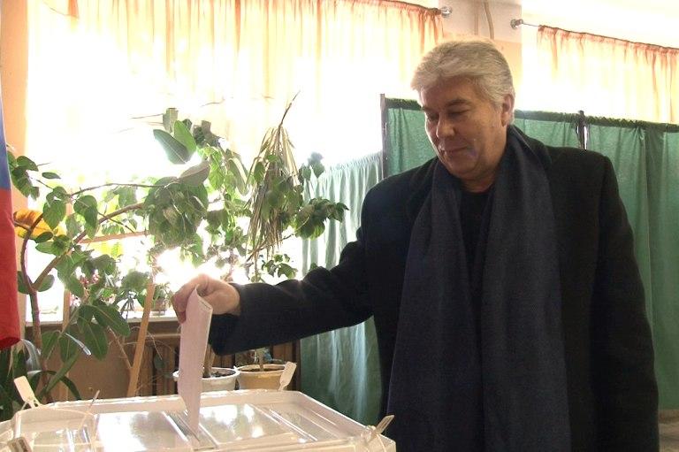 Глава города: «Высокая явка важна для выборов президента и рейтингового голосования»