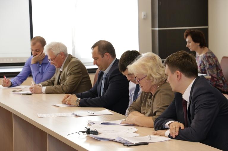 Вопросы планово-бюджетного комитета