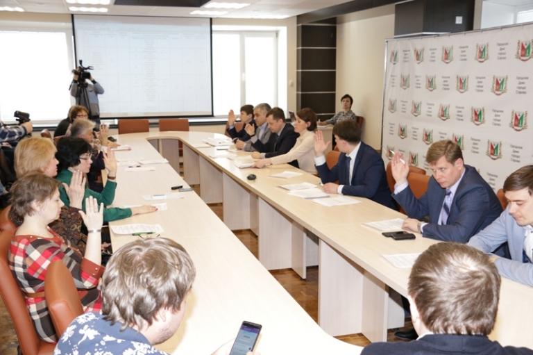 Заседание комитета по социальным вопросам