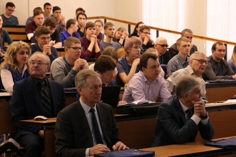 Открытие научно-инновационной школы «Математика и математическое моделирование»