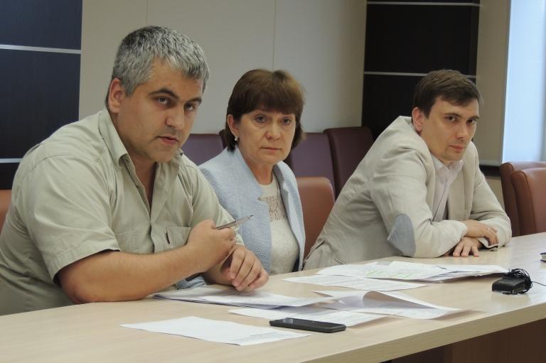 Совместное заседание комитетов: объединение муниципальных предприятий, концепция украшения города