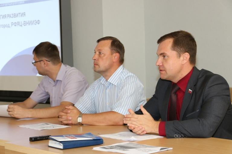 Граждане вносят предложения в проект Стратегии развития Нижегородской области
