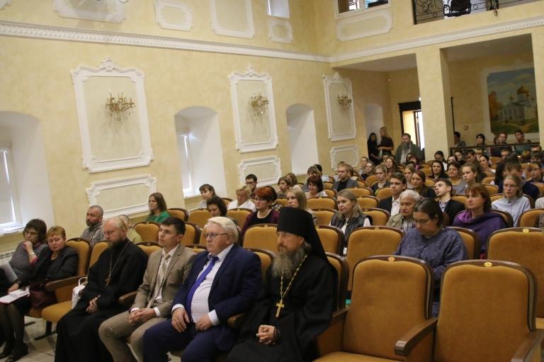 Антон Ульянов приветствовал участников конференции «Православное лето 2018»