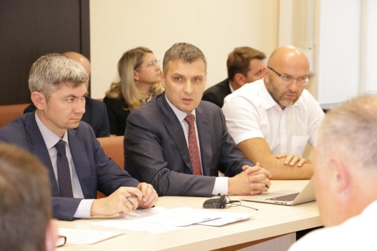 Заседание комитета: как решить проблемы «Горводоканала»?